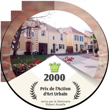 Stratégie-Conseil - Prix de l'Action d'Art Urbain - 2000